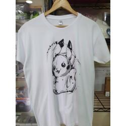 Camiseta - Sketch Pikachu