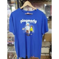 Camiseta - Play Morty