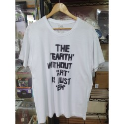 The Earth without Art is...