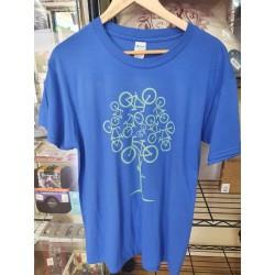 Camiseta - Árbol de Bicis
