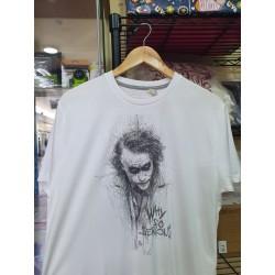 Why so serious? - Camiseta