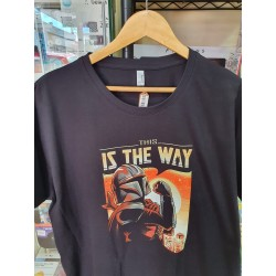 This is the way - Camiseta